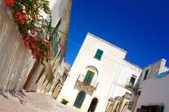 Otranto em Apulia, Italy fotos de stock