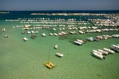 Otranto, italy Stock Image
