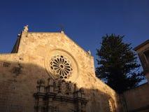 Otranto. Lecce Salento cattedrale duomo Royalty Free Stock Image