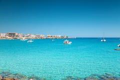Otranto miasteczko w Puglia Włochy obrazy stock