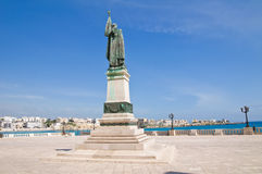 Otranto. Puglia. Italy. Royalty Free Stock Photos