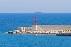 Otranto. Puglia. Italy. Stock Photos