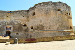 Otranto puglia italy Royalty Free Stock Images