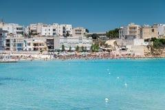 Otranto town in Puglia Italy Stock Photography