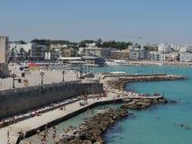 Otranto   Stock Image