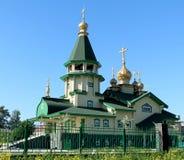 Otrhodox kyrka Royaltyfria Foton