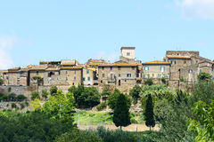 Otricoli (Umbria, Italia) Fotografia Stock