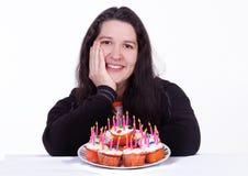 Otro cumpleaños fotografía de archivo libre de regalías