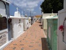Otrobanda - graveyard Royalty Free Stock Image