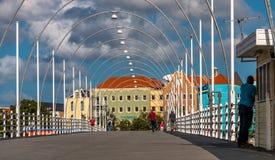 Otrobanda Willemstad Curacao Zdjęcia Royalty Free