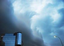 Otros parecer de la tormenta las ondas del mar Fotografía de archivo libre de regalías