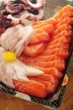 Otsukuri Sashimi Royalty Free Stock Photo