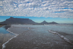 Otta Cape Town Arkivfoto