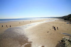Otta Filey, Yorkshire Royaltyfria Foton