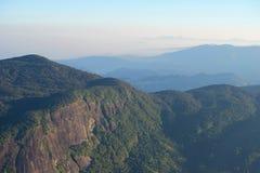 Otta i bergen Sri Lanka Royaltyfria Foton