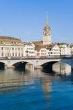 Otta i Zurich royaltyfria bilder