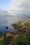 Ottalandskap, fyra mil bro, Anglesey Royaltyfri Fotografi
