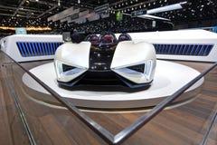 ottantottesimo salone dell'automobile internazionale di Ginevra 2018 - Techrules Ren immagine stock