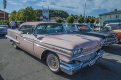 1958 ottantotto oldsmobile Immagine Stock Libera da Diritti