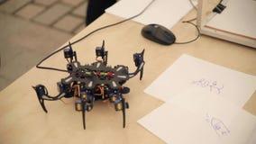 Ottavo robot stock footage