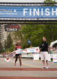 Ottawa 10km Race Royalty Free Stock Photography