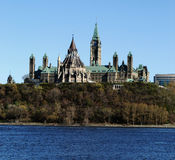 Ottawa. Parliament Buildings view, , Canada Stock Photos