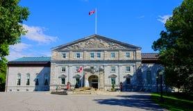 Rideau Hall, Ottawa Stock Images