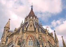 Ottawa arkiv av parlamentet Maj 2008 Arkivbilder