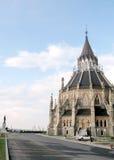 Ottawa arkivet av parlamentet 2008 Fotografering för Bildbyråer