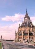 Ottawa arkivet av parlamentet Maj 2008 Royaltyfri Fotografi