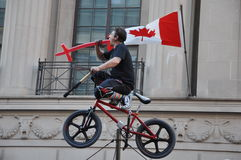 Ottawa Busker Festival Royalty Free Stock Photo