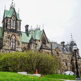 Parliament Buildings in Ottawa, Canada royalty free stock photos