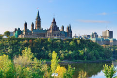 Ottawa cityscape Stock Photo
