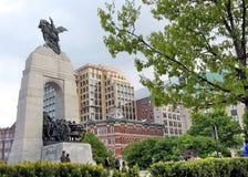 Ottawa de Oorlog Herdenkingsmei 2008 Stock Afbeelding