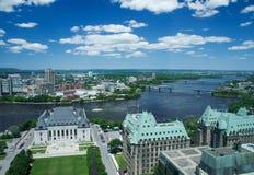 Ottawa-Gatineau Royalty Free Stock Image