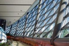 Ottawa-Konferenzzentrum-Atrium Stockfotografie
