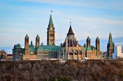 Ottawa Landscape Royalty Free Stock Photos
