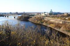 Ottawa landscape Royalty Free Stock Images