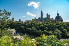 Ottawa: Major`s Hill Park royalty free stock photography