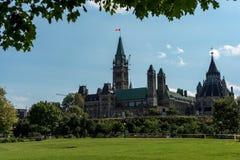 Ottawa: Major`s Hill Park royalty free stock photo
