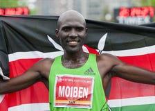 Ottawa-Marathon 2011 Lizenzfreie Stockfotos