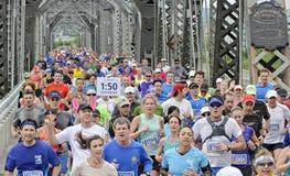 Ottawa maraton 2013 zdjęcia stock