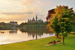 Ottawa Morning Stock Image