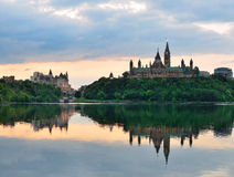 Ottawa morning Stock Images