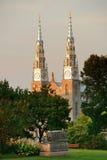 Ottawa Notre Dame Basilica Stock Photography
