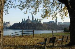 Ottawa Ontario Royalty Free Stock Images