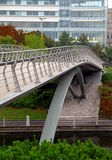 Ottawa Pedestrian Bridge Royalty Free Stock Image
