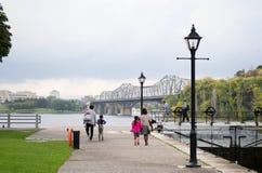 Ottawa Quebec Ontario Kanada zdjęcia stock
