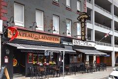 Ottawa`s Oldest Tavern Stock Image