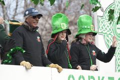 Ottawa's Saint Patrick's Day Parade 2010 Royalty Free Stock Photography